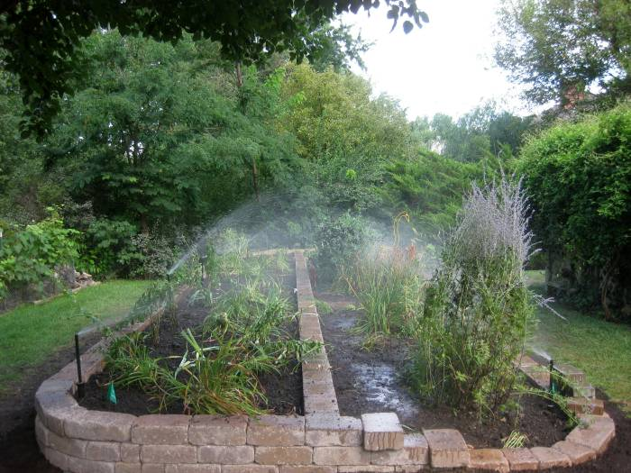 Lawrence Ks Irrigation Drainage Grading And Seeding