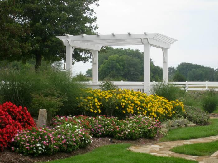 Lawrence ks landscaping retaining walls annuals and perennials landscape design rock walls - Garden design ks ...